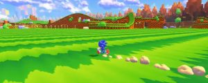 You Know What Would Save Sonic? A VR Game
