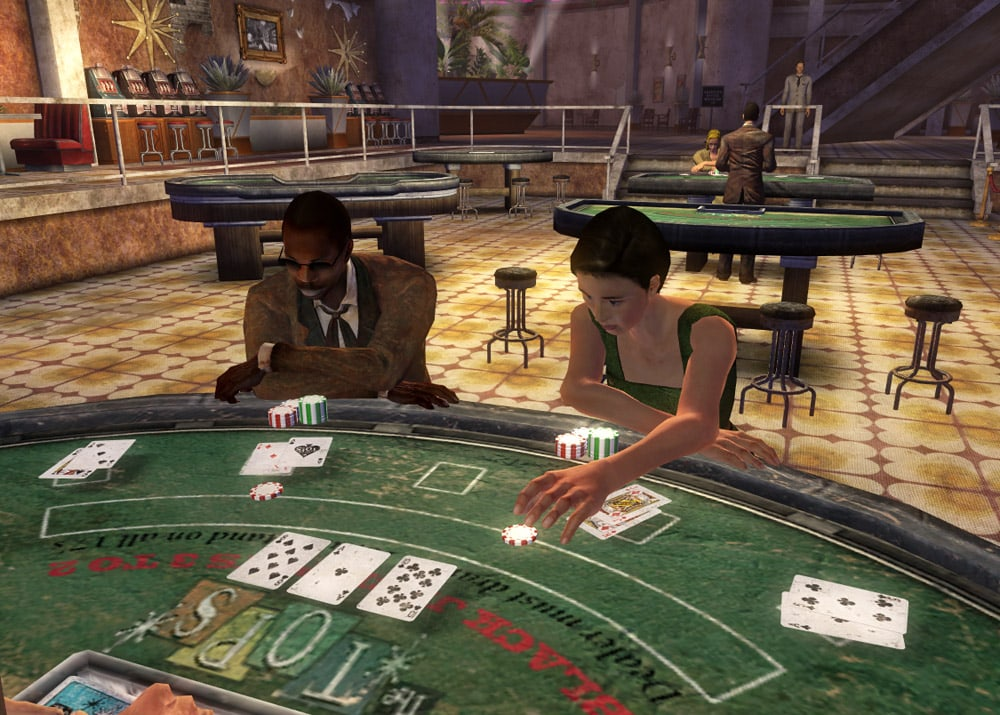 Casino in Fallout New Vegas