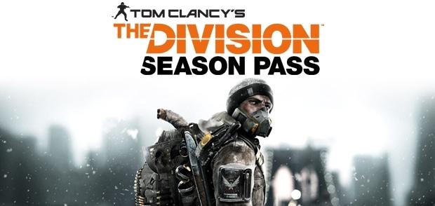 The Division season pass advertisement