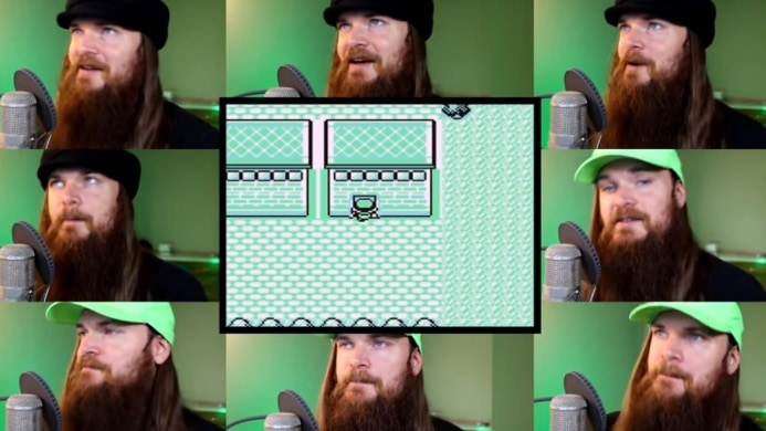 Smooth McGroove singing