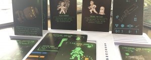 Fan Makes INCREDIBLE Fallout Tabletop Game