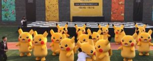 Watch This Deflating Pikachu Get Dragged Mercilessly Offstage Mid-Performance