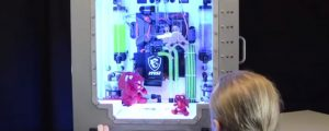 Gaming PC Case With A Built In Claw Machine Is… Pretty Cool, Actually