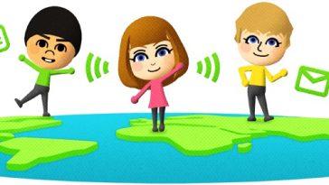 5 avatars from Miiverse.