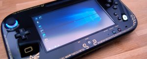 Wii U Modded To Be A Handheld PC (Steam Streaming, Anyone?)