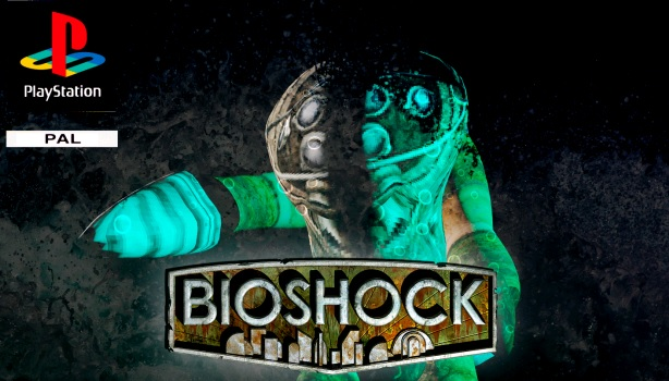 Bioshock game case if it was on PS1