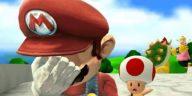 Mario face palm