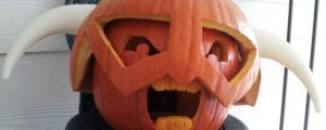 16 Awesome Gaming Halloween Pumpkins