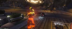 GTA 5 Dragon Ball Mod Is Ki Blastingly Awesome
