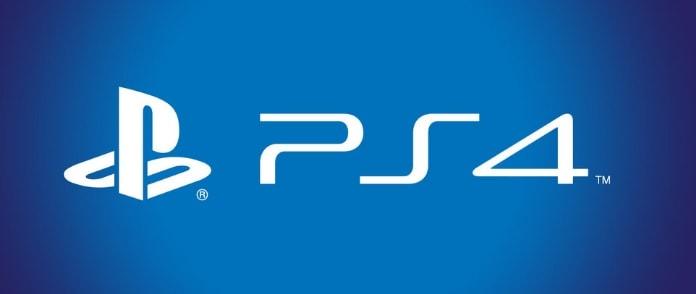 The PS4 logo.