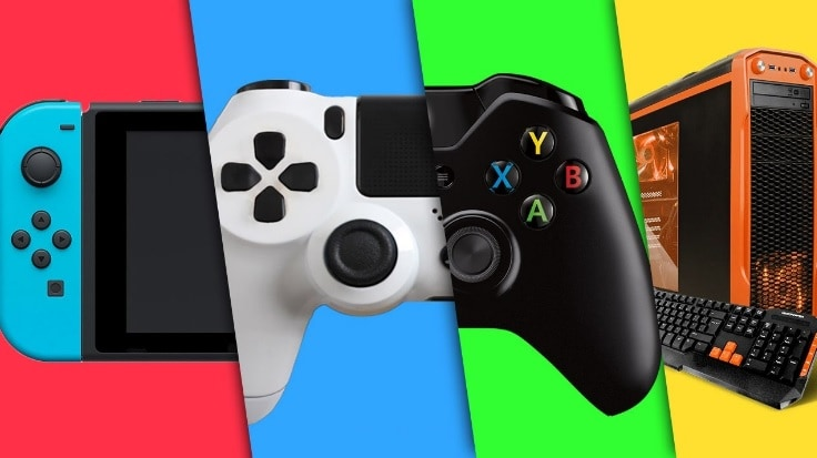 Switch, PS4, Xbox One and PC