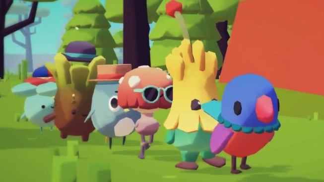 6 cartoon characters from Ooblets.