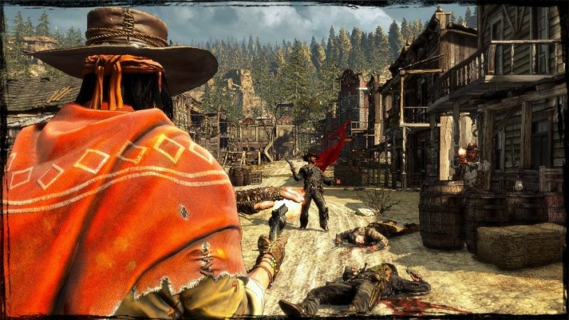 5 Wild West Games To Play Instead Of Red Dead Redemption 2