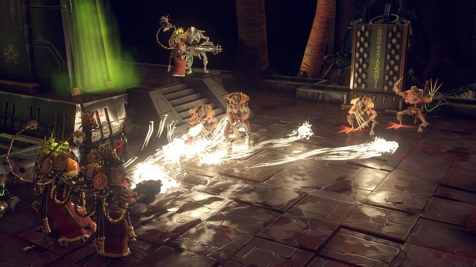 Warhammer 40K: Mechanicus Review