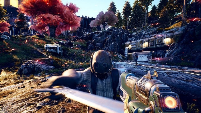 The Outer Worlds Is Perfect For Adult Gamers