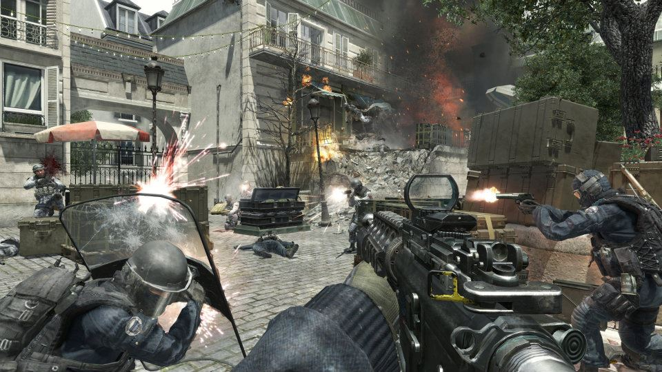 Report: Rumor Suggests COD: MW4 Battle Royale In The Works