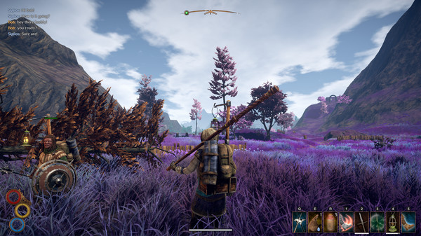 Innovative Open World RPG Outward Releases Today