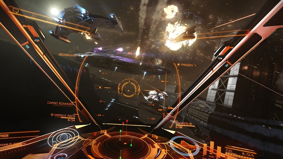 How the Elite Dangerous Community Filled a Young Gamer's Final Days With Joy