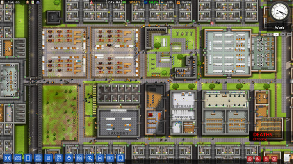 Prison Architech Has Another Free Update Coming Next Month