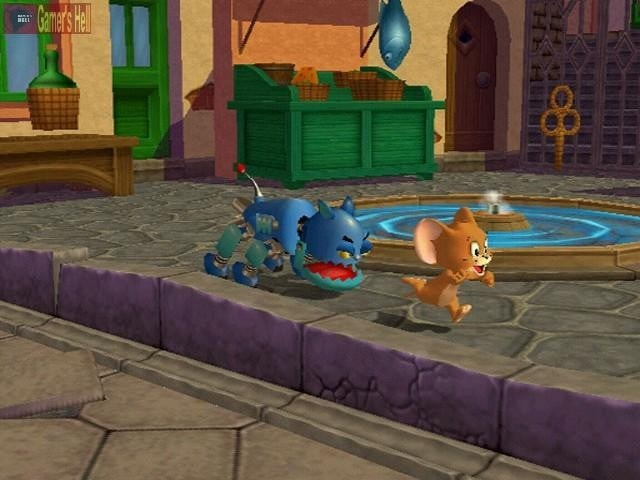 Cartoons And Games: Tom And Jerry