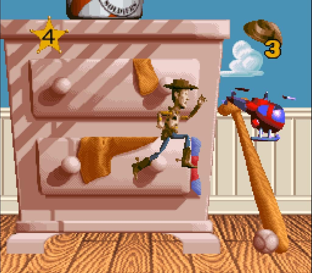 Toy Story for the SNES, A Retrospective