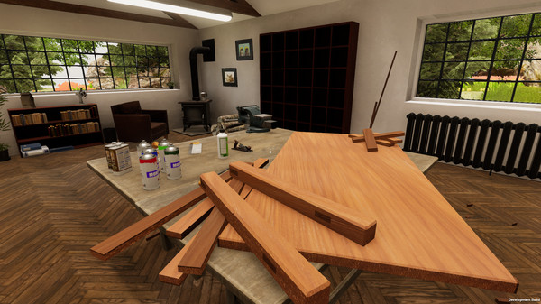 Got Wood? Woodwork Simulator is coming to PC
