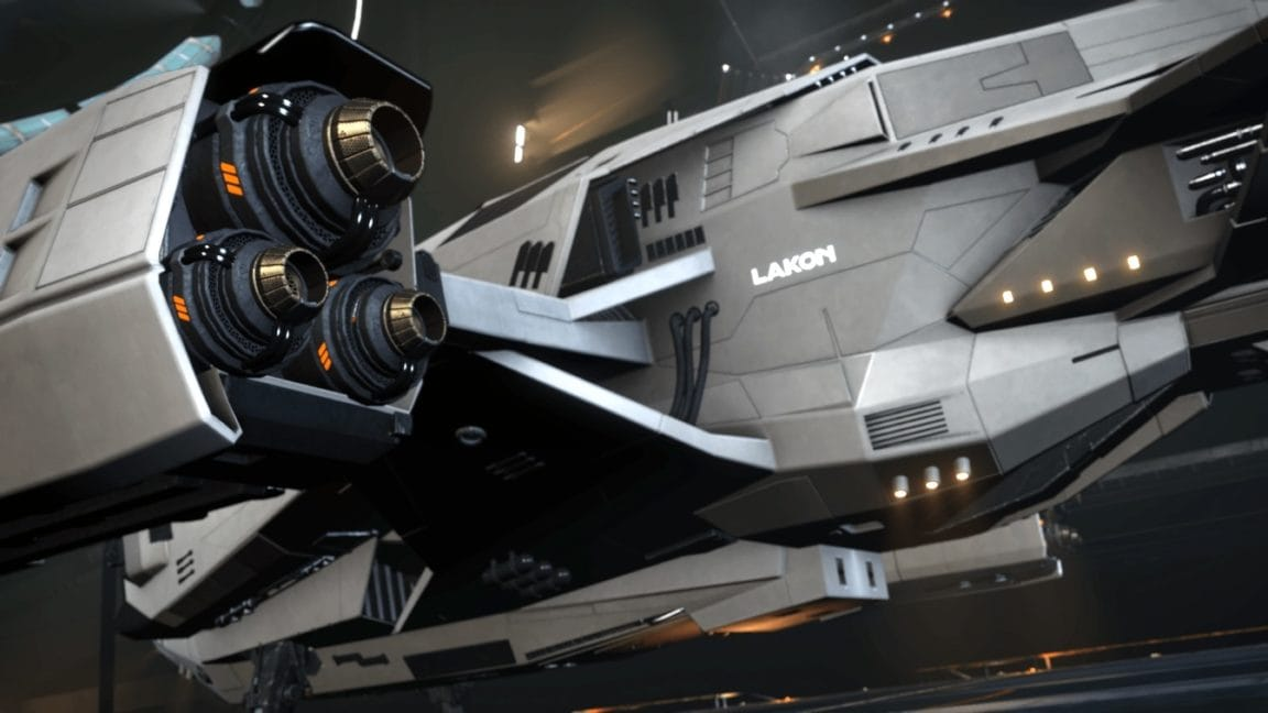 The Elite Dangerous 'Get Rich Quick' Guide That Actually Works