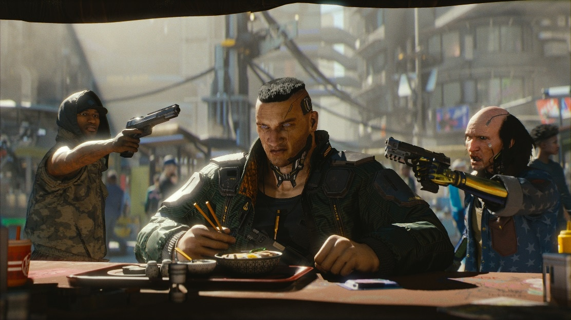 5 Best Cyberpunk Games For While You Wait for Cyberpunk 2077