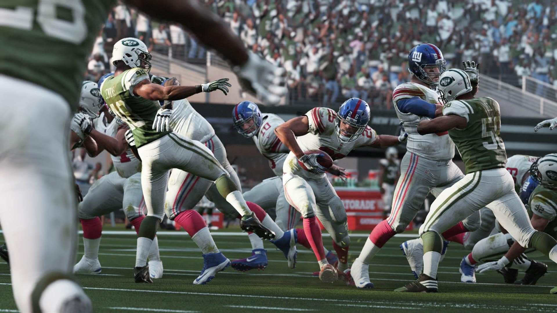 Annual Sports Games Should Be Replaced With DLC