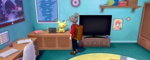 Pokemon Sword and Shield Has a Great Switch Easter Egg