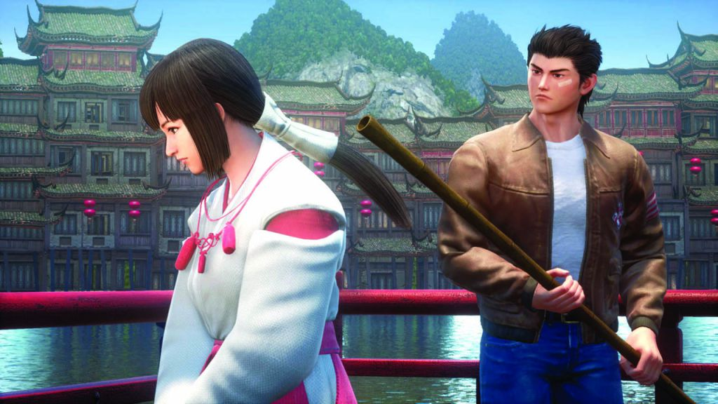 I'm Preparing to Be Disappointed by Shenmue 3
