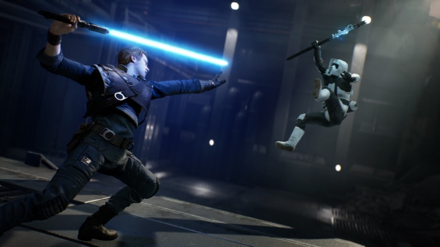Star Wars Jedi: Fallen Order Lets You Live Out Your Lightsaber Fantasies