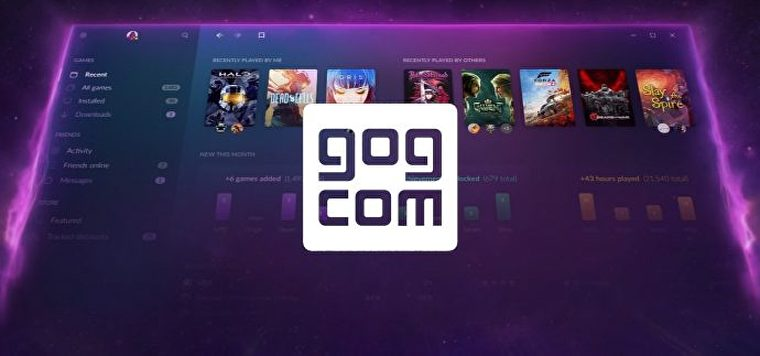 GOG Galaxy 2.0 Update 5 Adds Gaming Subscriptions
