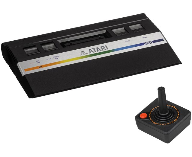Adult Gamers: What Was Your First Console?