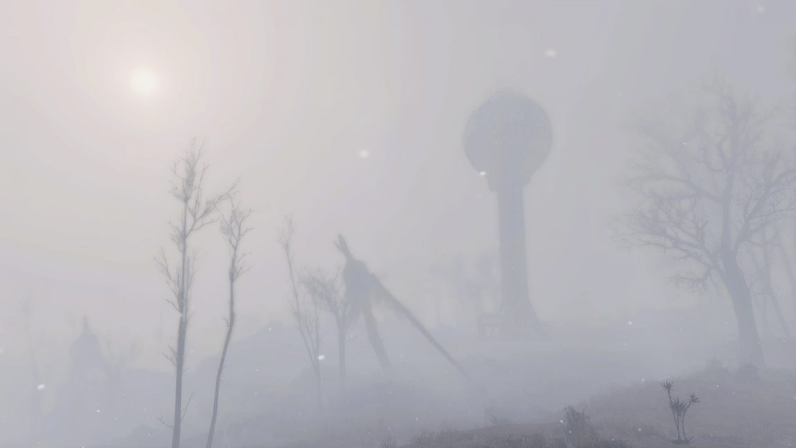 This Mod Turns Fallout 4 Into a Silent Hill-Inspired Nightmare