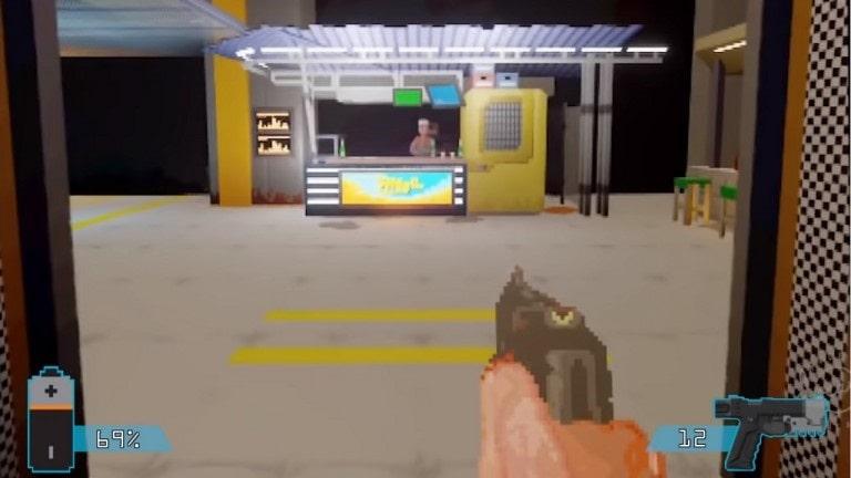 Cyberpunk 1997 Is an Intriguing 2077 Demake