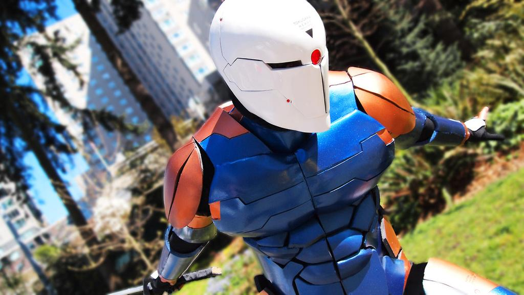 This Metal Gear Solid Grey Fox Cosplay Is Insanely Good