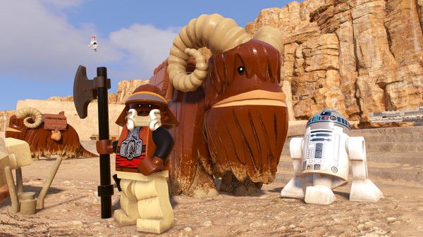 The Nostalgia Is Strong With Lego Star Wars: The Skywalker Saga