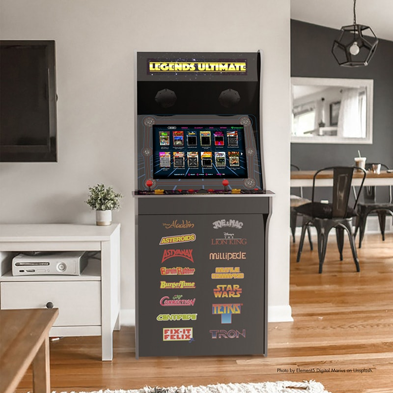 I Think I'm in Love With AtGames' Legends Ultimate Home Arcade