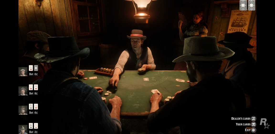 5 Tips To Become a Red Dead Redemption 2 Blackjack Pro