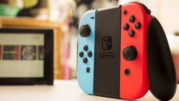 How the Switch Enabled Me to Game While Caring for a Newborn