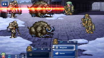 Final Fantasy VI Deserves a Remake More Than Final Fantasy VII
