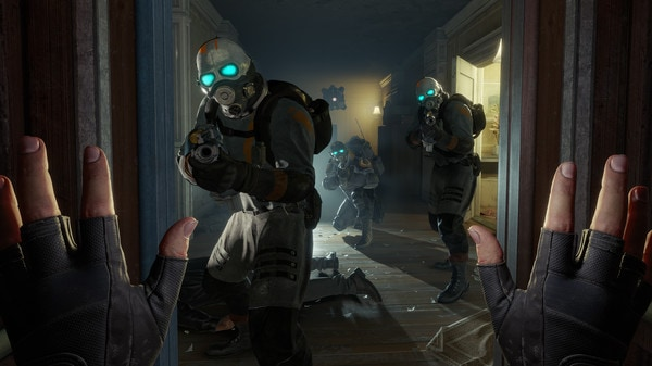 Half-Life: Alyx – Reinventing Fear