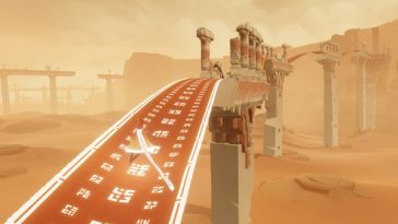 Journey: The Game That Made Me Forget About Reality