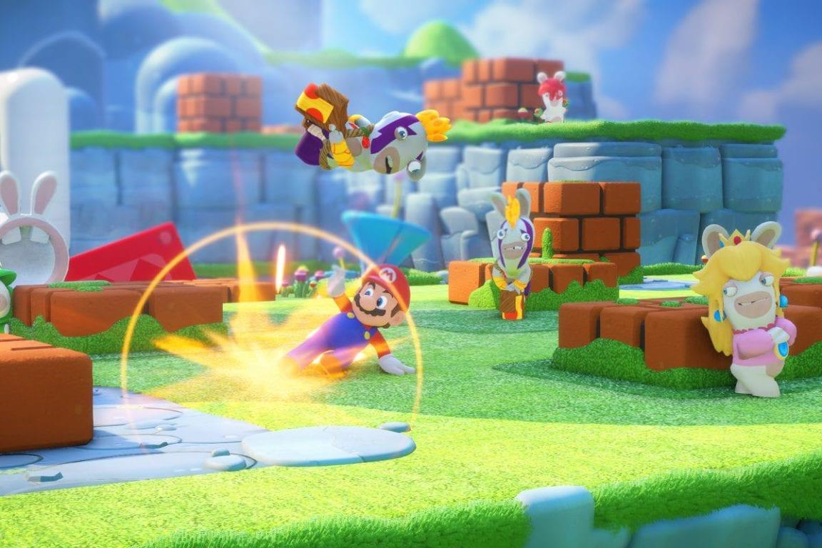Mario + Rabbids Kingdom Battle – Patient Gamer Review