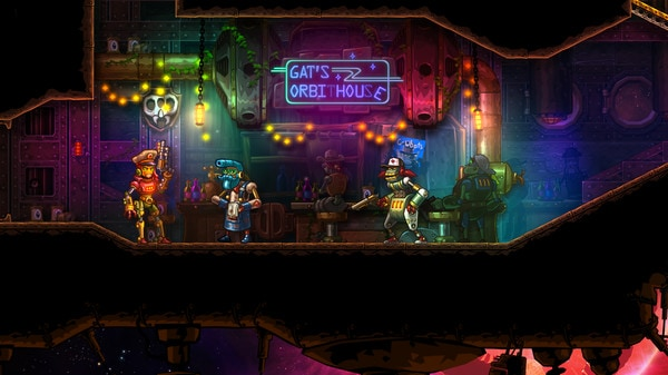 Digging Into SteamWorld – My Current Favourite Gaming Series