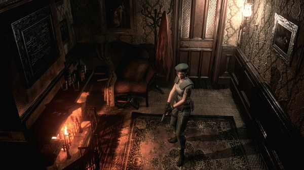 Resident Evil HD Remaster – Patient Gamer Review