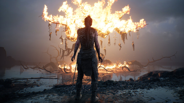 If You Haven't Played Hellblade: Senua's Sacrifice Yet, You Should