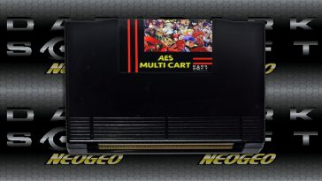 Interview with Darksoft – Creator of the Neo Geo Multi Cartridge