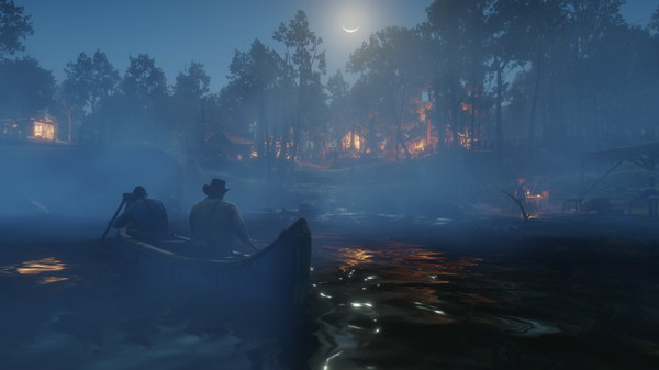 Red Dead Redemption 2: Lost in the Details
